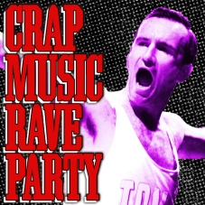 Crap Music Rave Icon