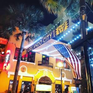 Orlando town