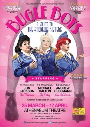 Bugle Boys poster