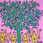 Keith Haring Tree of Life